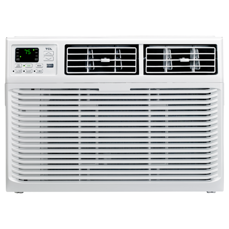 TCL 8,000 BTU WHITE WINDOW AIR CONDITIONER WITH WI-FI