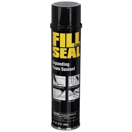 157860 Triple Expanding Foam  Fill   Seal Expanding Spray Foam Sealant Adhesive 20 Oz    441010 By Dow Chemical