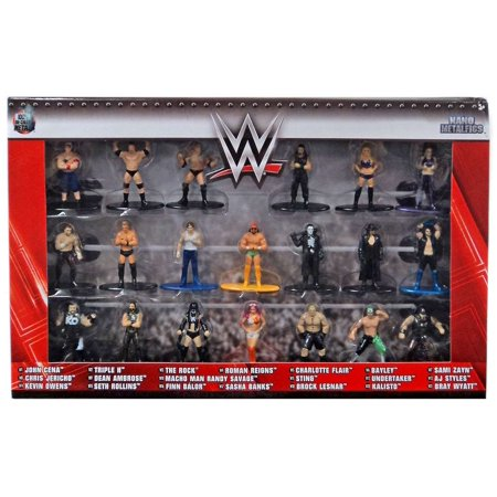 WWE Wrestling Nano Metalfigs WWE Diecast Figure (Version Diecast Figure)