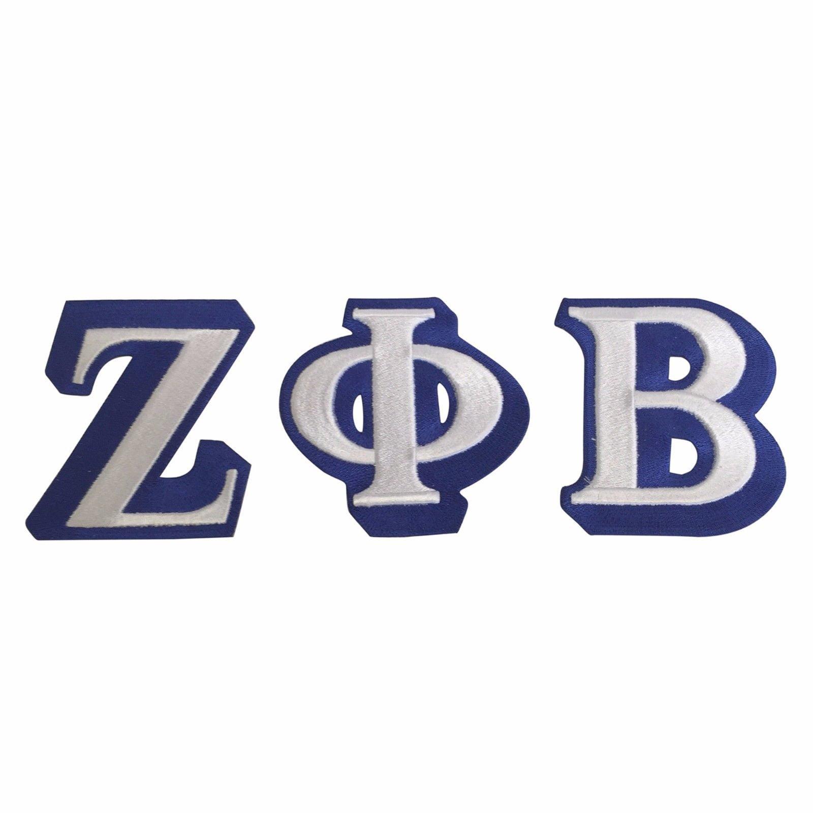 Zeta phi beta letters