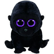 George Gorilla Beanie Boo Small 6 inch - Stuffed Animal by Ty (37222)