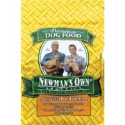 Newman`s Own Organics Dog Food, Premium, Advanced Dog Formula, 4 lb, 6-Pack