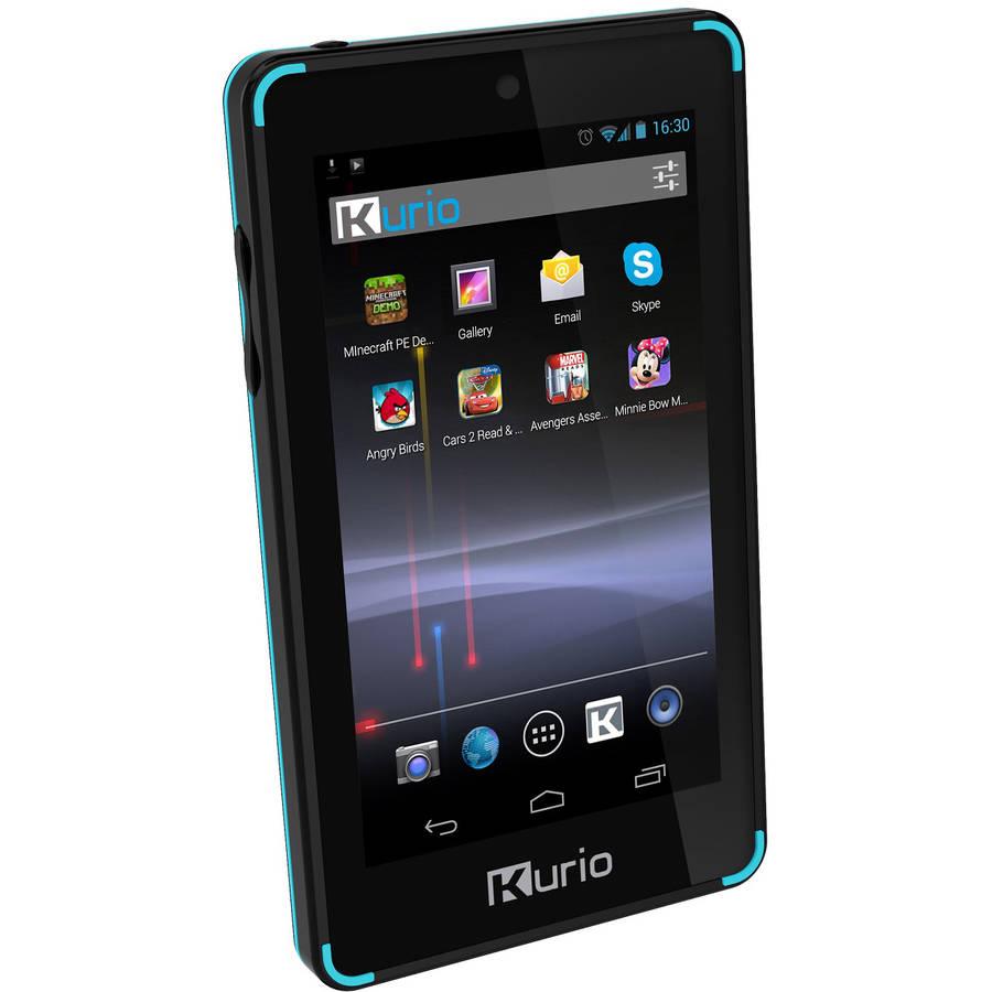 Kurio Touch 4S Handheld, Black