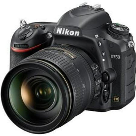 Nikon D750 DSLR Camera with 24-120mm Lens - Walmart.com