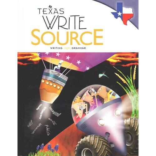 Texas Write Source Grade 8: Writing Grammar