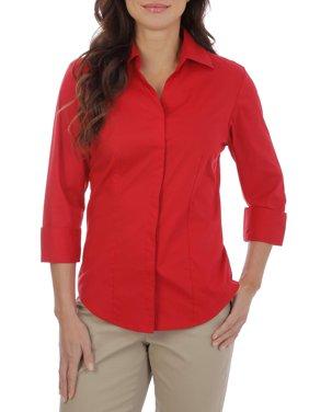 Women's 3/4 Sleeve Classic Career Shirt