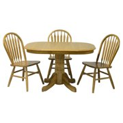 Chelsea Home Temple High Pedestal Dining Table