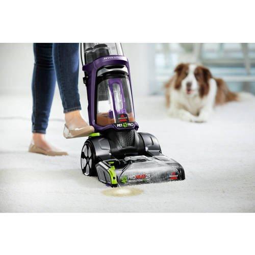 Bis Proheat 2x Revolution Pet Pro Full Size Carpet Cleaner 1964