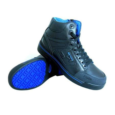S Fellas by Genuine Grip 5010-7.5M S Fellas by Mens Composite Toe Stealth Work Boot, Black - Size 7.5 - image 1 de 1