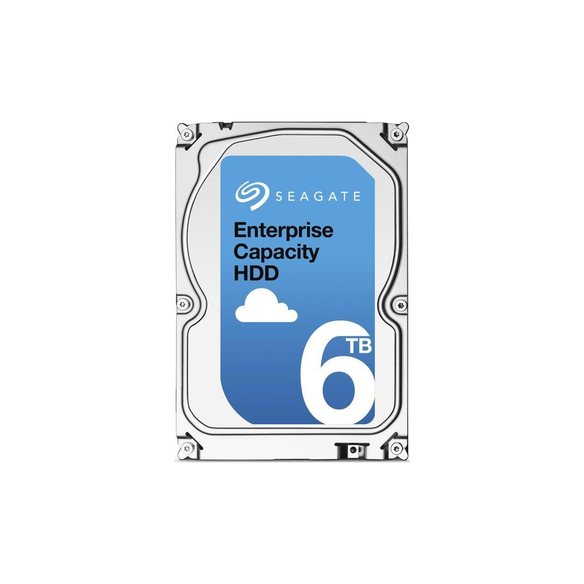 "Seagate ST6000NM0115 6 TB 3.5"" Internal Hard Drive 7200rpm 256 MB Buffer by Seagate"