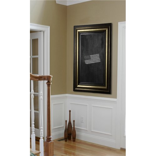 Darby Home Co Stepped Wall Mounted Chalkboard