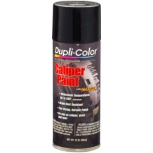 Krylon BCP102 Dupli Color Caliper Aerosol Paint Black 12 Oz. Aerosol