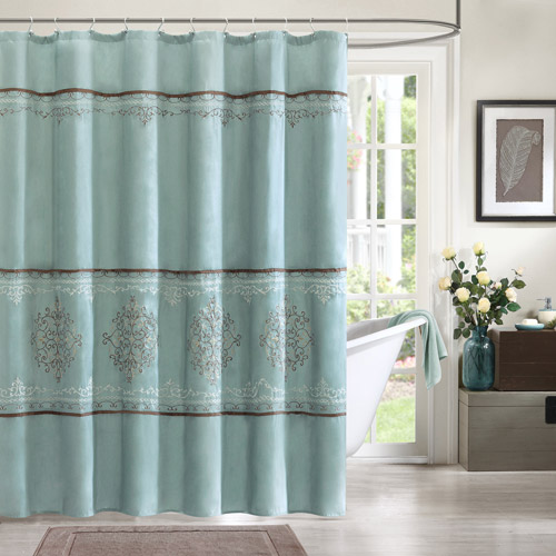 Home Essence Carlyle Shower Curtain
