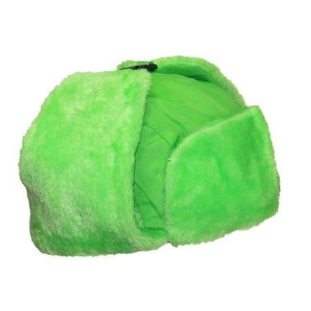 091bc1dfce77e Best Winter Hats - Best Winter Hats Big Kids Lightweight Neon Russian Trooper  Faux Fur Hat (One Size) - Orange - Walmart.com