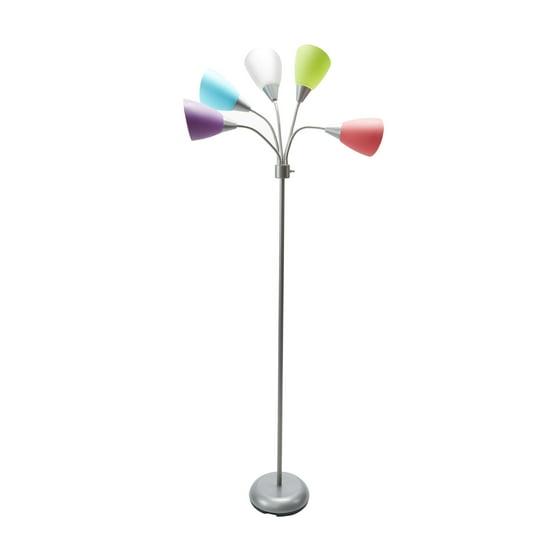 floor lamps walmart. Mainstays 5-light Floor Lamp Lamps Walmart A