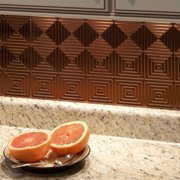 Fasade  Miniquattro Oil Rubbed Bronze 18-square Foot Backsplash Kit