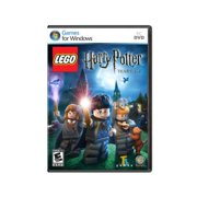 Lego Harry Potter: Years 1-4 PC Game Software