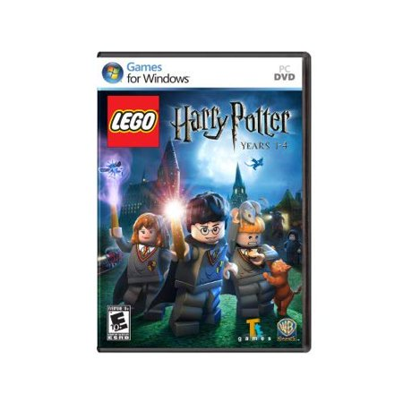 Lego Harry Potter: Years 1-4 PC Game Software ()