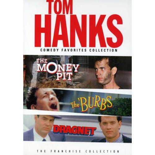 Tom Hanks: Comedy Favorites Collection (Widescreen)