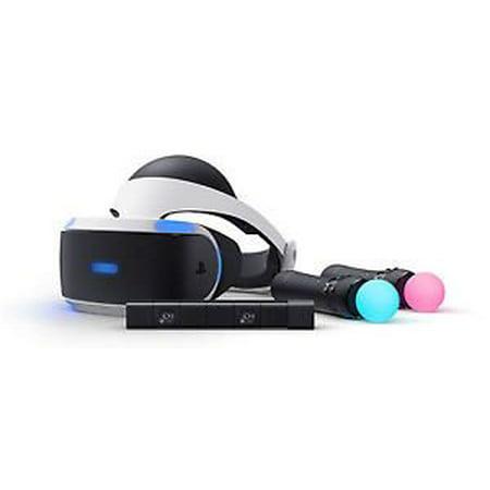Playstation Vr Worlds Bundle  Ps4