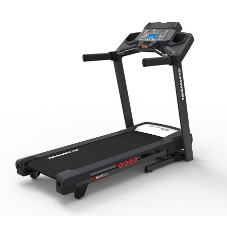Schwinn 830 Folding Treadmill With 2 75Chp And Softrak Deck Cushioning System