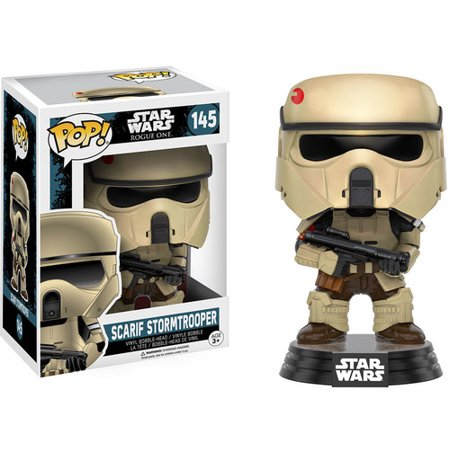 FUNKO POP! STAR WARS: ROGUE ONE - SCARIF STORMTROOPER - Pop Stars For Kids