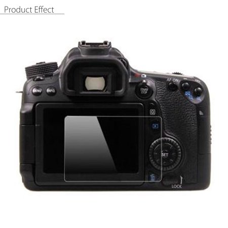 9H Tempered Glass LCD Screen Protector Skin Film For Sony A7II A7SII A7RII A77II - image 3 de 10
