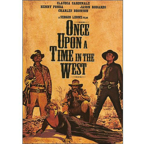 Once Upon A Time In The West (1968) (Widescreen)