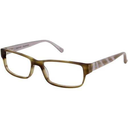 4637ac954 Elizabeth Arden Women's Prescription Glasses, EA 1122 -- Green - Walmart.com
