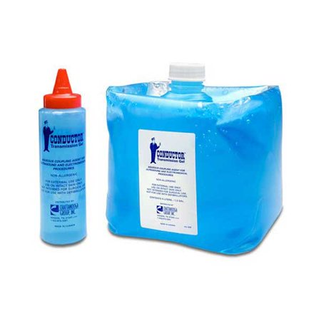 Chattanooga Conductor ultrasound gel, 5 liter