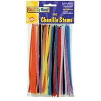 Chenille Kraft Company Ck-710001 Chenille Stems Assorted 6+ Stems