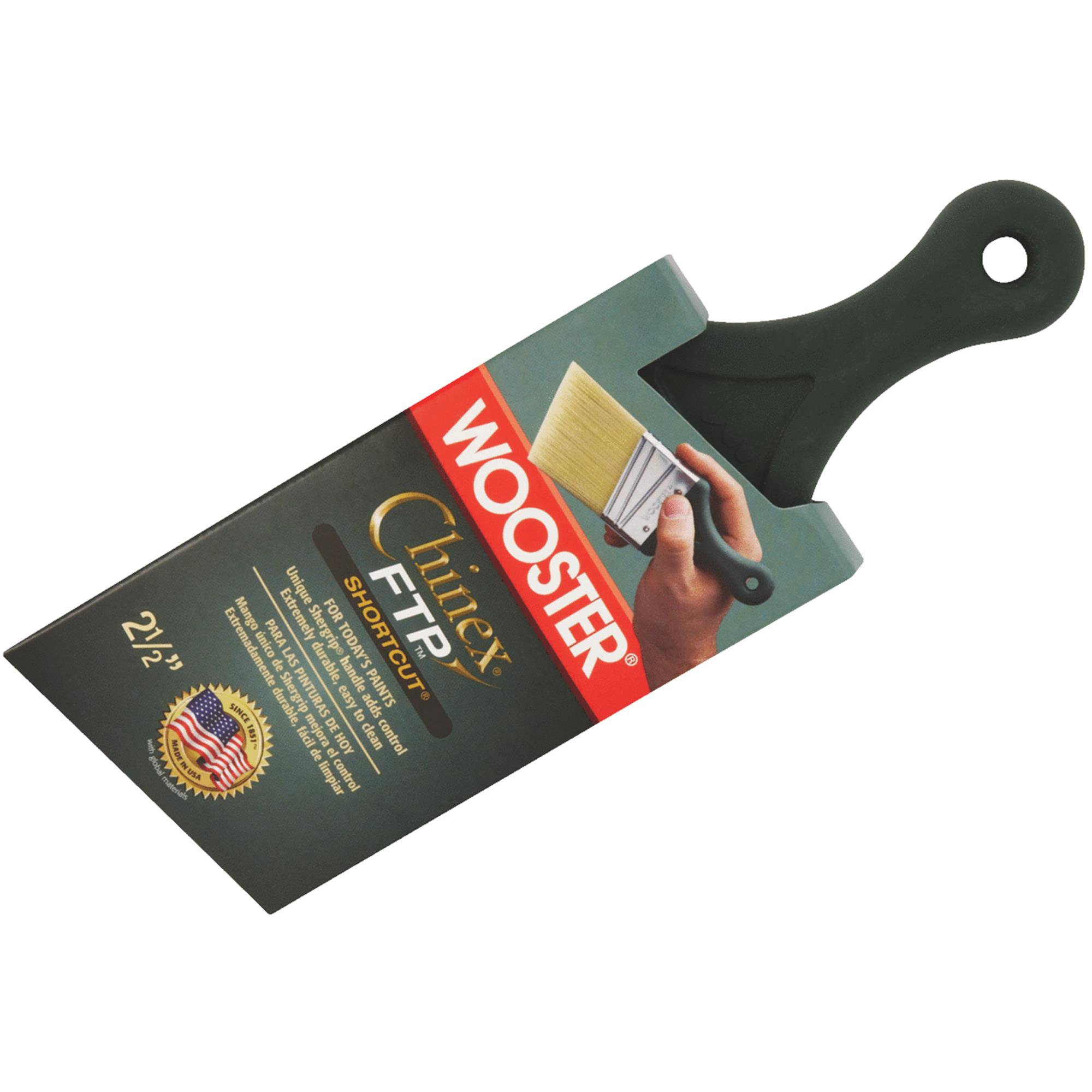 Wooster Chinex FTP Shortcut 100% Chinex Paint Brush