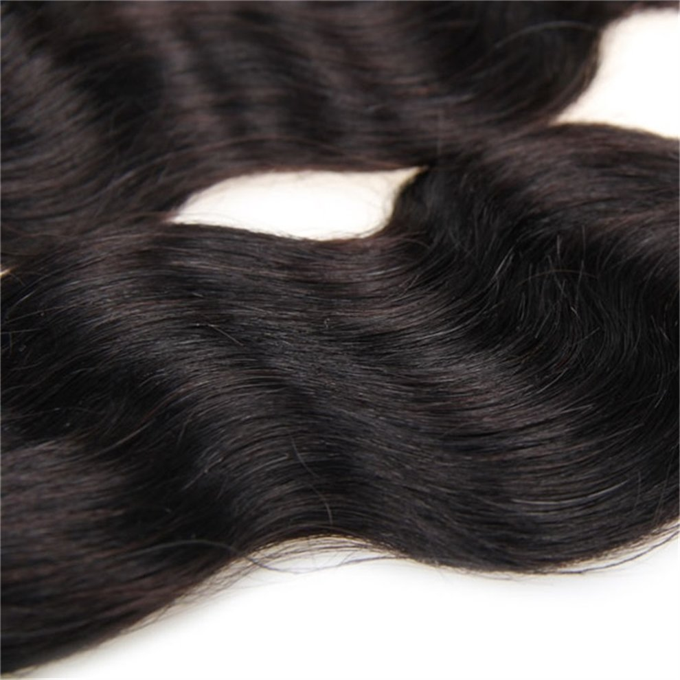 Brazilian Virgin Remy Human Hair Extensions Wefts 6a Unprocessed
