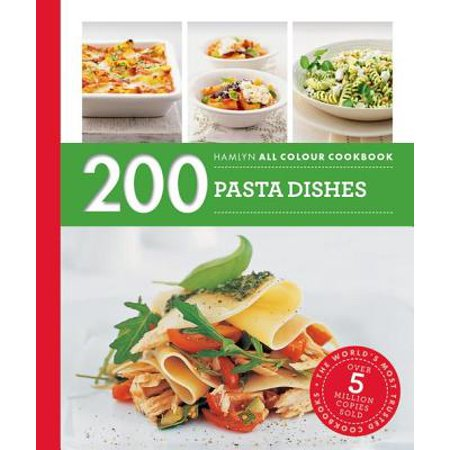 Hamlyn All Colour Cookery: 200 Pasta Dishes - eBook