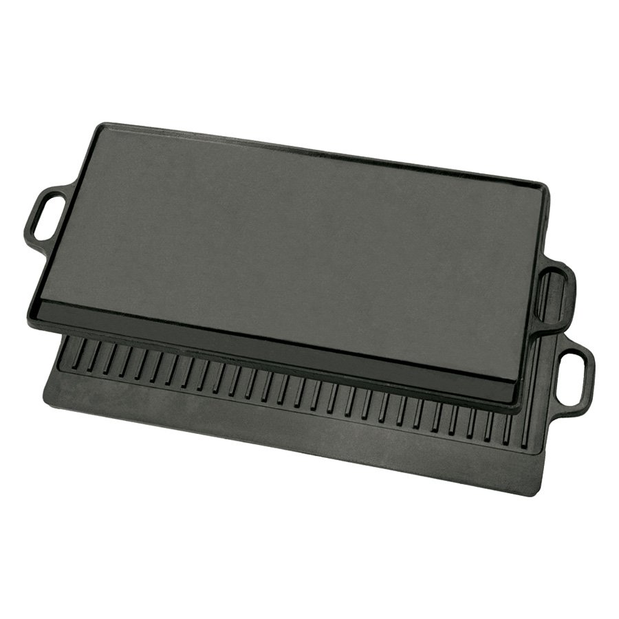 Bayou Classics Cast Iron Reversible Griddle by Bayou Classic