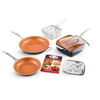 As Seen On Tv Gotham Steel 7 Piece Cookware Set