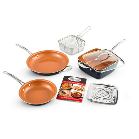 As Seen on TV Gotham Steel 7 piece Cookware (Gorham Set)
