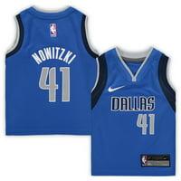 ce3447e9748 Product Image Dirk Nowitzki Dallas Mavericks Nike Toddler Replica Player  Jersey Blue - Icon Edition