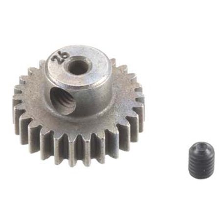 7040 Gear 48P 26T Pinion 2.3mm Shaft / Set Screw
