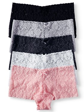 38cbf314e078 Product Image Juniors' 5-Pack Lace Cheeky Panty. Product TitleSAO GenericJuniors'  ...