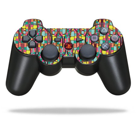Skin Decal Wrap for Sony PlayStation 3 PS3 Controller Color Bridge