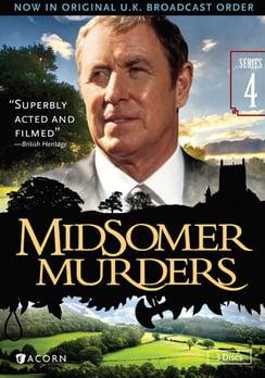 Midsomer Murders: Series 4 (DVD) by ACORN MEDIA