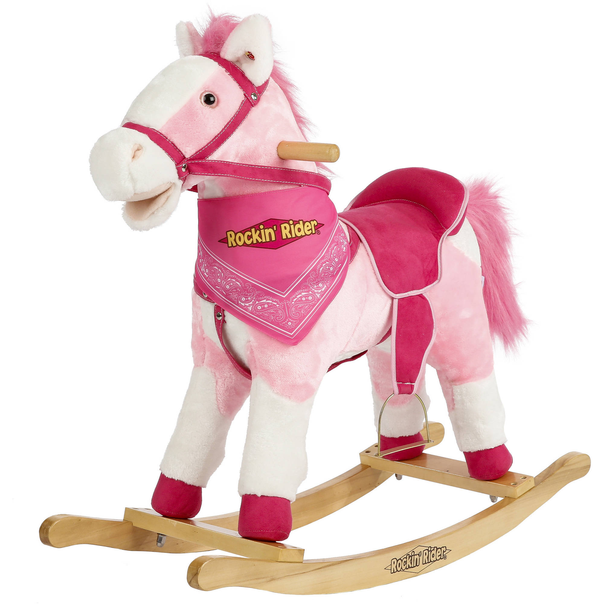 rockin' rider holly rocking horse  walmartcom -