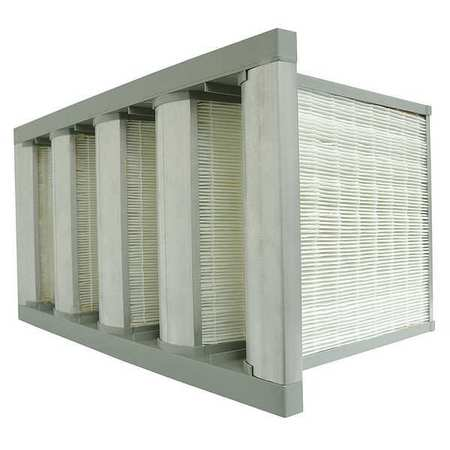 Air Handler 33E940 100% Synthetic Media 12x24x12 V-Bank Air Filter