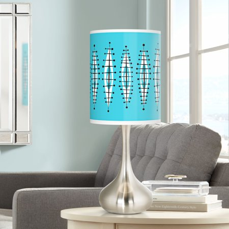 Ragnar Vibraphonic Bounce Giclee Droplet Table Lamp