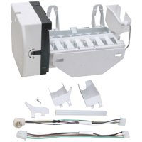 Exact Replacement Parts WR30X10093 Ice Maker with Harness for GE