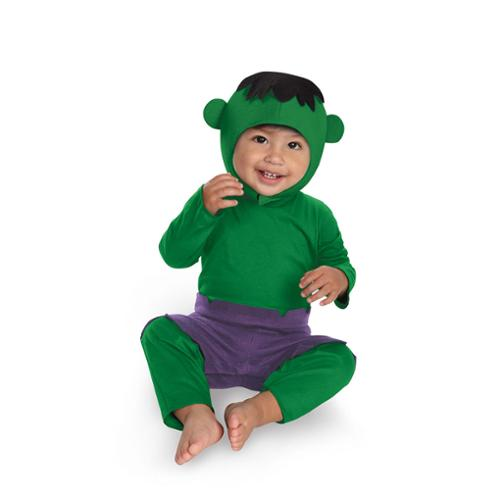 Disguise DI52100-XL Boys Infant Hulk Kutie Costume