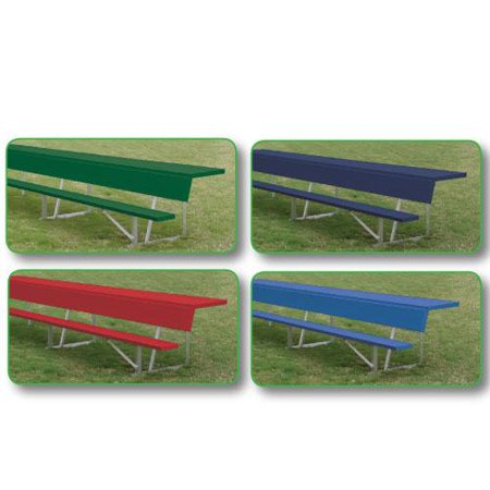 Ssg Bsn Players Bench Shelf Colored Navy Blue
