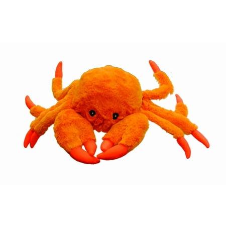 Jolly Pets Large Tug-a-Mal Crab