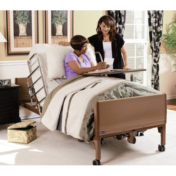 Full Electric Hospital Bed Package, Are There Queen Size Hospital Beds